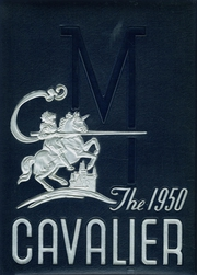 1950 Edition, Purcell High School - Cavalier Yearbook (Cincinnati, OH)
