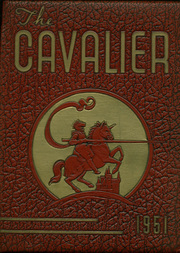 1951 Edition, Purcell High School - Cavalier Yearbook (Cincinnati, OH)