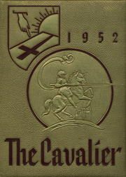 1952 Edition, Purcell High School - Cavalier Yearbook (Cincinnati, OH)