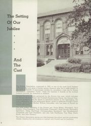 Page 10, 1953 Edition, Purcell High School - Cavalier Yearbook (Cincinnati, OH) online yearbook collection