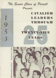 Page 5, 1953 Edition, Purcell High School - Cavalier Yearbook (Cincinnati, OH) online yearbook collection
