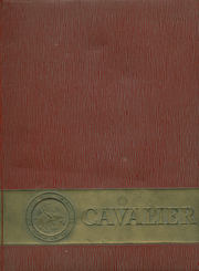 1956 Edition, Purcell High School - Cavalier Yearbook (Cincinnati, OH)