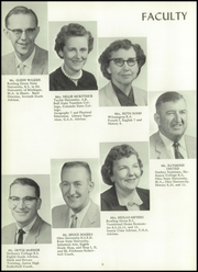 Page 10, 1959 Edition, Ayersville High School - Sohiray Yearbook (Defiance, OH) online yearbook collection