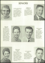 Page 16, 1959 Edition, Ayersville High School - Sohiray Yearbook (Defiance, OH) online yearbook collection