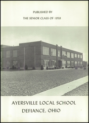 Page 5, 1959 Edition, Ayersville High School - Sohiray Yearbook (Defiance, OH) online yearbook collection