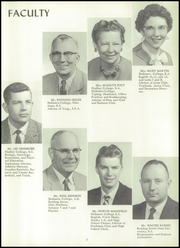 Page 9, 1959 Edition, Ayersville High School - Sohiray Yearbook (Defiance, OH) online yearbook collection