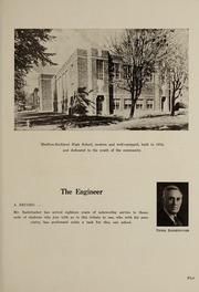 Page 11, 1936 Edition, Bluffton High School - Buccaneer Yearbook (Bluffton, OH) online yearbook collection