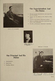 Page 13, 1936 Edition, Bluffton High School - Buccaneer Yearbook (Bluffton, OH) online yearbook collection