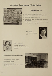 Page 14, 1936 Edition, Bluffton High School - Buccaneer Yearbook (Bluffton, OH) online yearbook collection