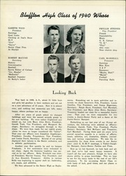 Page 14, 1940 Edition, Bluffton High School - Buccaneer Yearbook (Bluffton, OH) online yearbook collection