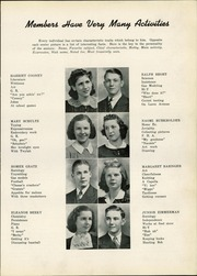 Page 15, 1940 Edition, Bluffton High School - Buccaneer Yearbook (Bluffton, OH) online yearbook collection
