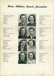 Page 16, 1940 Edition, Bluffton High School - Buccaneer Yearbook (Bluffton, OH) online yearbook collection