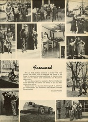 Page 7, 1940 Edition, Bluffton High School - Buccaneer Yearbook (Bluffton, OH) online yearbook collection
