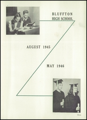 Page 7, 1946 Edition, Bluffton High School - Buccaneer Yearbook (Bluffton, OH) online yearbook collection