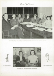 Page 10, 1953 Edition, Bluffton High School - Buccaneer Yearbook (Bluffton, OH) online yearbook collection
