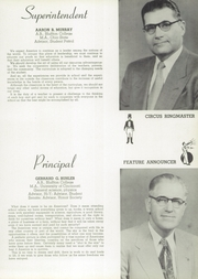 Page 11, 1953 Edition, Bluffton High School - Buccaneer Yearbook (Bluffton, OH) online yearbook collection