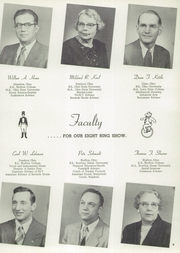 Page 13, 1953 Edition, Bluffton High School - Buccaneer Yearbook (Bluffton, OH) online yearbook collection