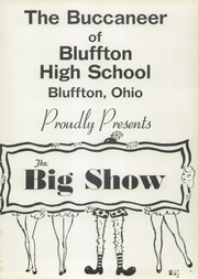 Page 5, 1953 Edition, Bluffton High School - Buccaneer Yearbook (Bluffton, OH) online yearbook collection