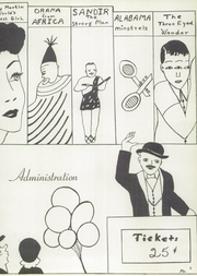 Page 9, 1953 Edition, Bluffton High School - Buccaneer Yearbook (Bluffton, OH) online yearbook collection