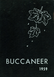 Page 1, 1959 Edition, Bluffton High School - Buccaneer Yearbook (Bluffton, OH) online yearbook collection