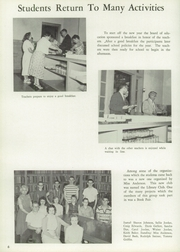 Page 10, 1959 Edition, Bluffton High School - Buccaneer Yearbook (Bluffton, OH) online yearbook collection