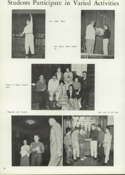 Page 12, 1959 Edition, Bluffton High School - Buccaneer Yearbook (Bluffton, OH) online yearbook collection