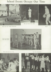 Page 16, 1959 Edition, Bluffton High School - Buccaneer Yearbook (Bluffton, OH) online yearbook collection