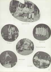 Page 17, 1959 Edition, Bluffton High School - Buccaneer Yearbook (Bluffton, OH) online yearbook collection