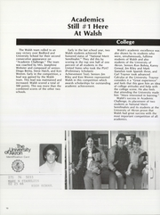 Page 14, 1984 Edition, Walsh Jesuit High School - Trek Yearbook (Cuyahoga Falls, OH) online yearbook collection