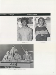 Page 15, 1984 Edition, Walsh Jesuit High School - Trek Yearbook (Cuyahoga Falls, OH) online yearbook collection