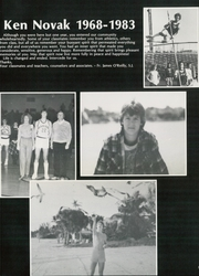 Page 7, 1984 Edition, Walsh Jesuit High School - Trek Yearbook (Cuyahoga Falls, OH) online yearbook collection