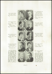 Page 13, 1929 Edition, Van Buren High School - Knight Yearbook (Van Buren, OH) online yearbook collection