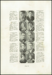 Page 16, 1929 Edition, Van Buren High School - Knight Yearbook (Van Buren, OH) online yearbook collection