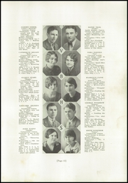 Page 17, 1929 Edition, Van Buren High School - Knight Yearbook (Van Buren, OH) online yearbook collection