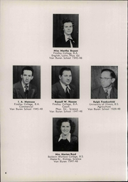 Page 10, 1948 Edition, Van Buren High School - Knight Yearbook (Van Buren, OH) online yearbook collection