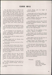 Page 19, 1948 Edition, Van Buren High School - Knight Yearbook (Van Buren, OH) online yearbook collection