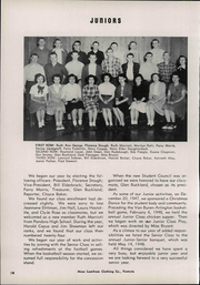 Page 22, 1948 Edition, Van Buren High School - Knight Yearbook (Van Buren, OH) online yearbook collection