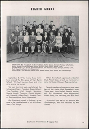 Page 25, 1948 Edition, Van Buren High School - Knight Yearbook (Van Buren, OH) online yearbook collection
