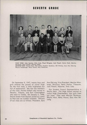 Page 26, 1948 Edition, Van Buren High School - Knight Yearbook (Van Buren, OH) online yearbook collection