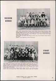Page 29, 1948 Edition, Van Buren High School - Knight Yearbook (Van Buren, OH) online yearbook collection