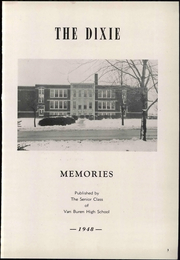 Page 5, 1948 Edition, Van Buren High School - Knight Yearbook (Van Buren, OH) online yearbook collection