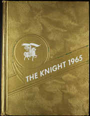 Van Buren High School - Knight Yearbook (Van Buren, OH) online yearbook collection, 1965 Edition, Page 1