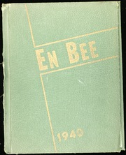 North Baltimore High School - En Bee Yearbook (North Baltimore, OH) online yearbook collection, 1940 Edition, Page 1