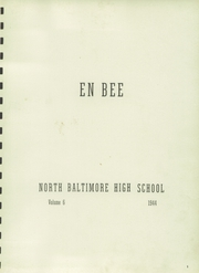 Page 5, 1944 Edition, North Baltimore High School - En Bee Yearbook (North Baltimore, OH) online yearbook collection