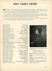 Page 13, 1950 Edition, Holy Name High School - Namer Yearbook (Cleveland, OH) online yearbook collection