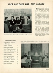 Page 15, 1950 Edition, Holy Name High School - Namer Yearbook (Cleveland, OH) online yearbook collection