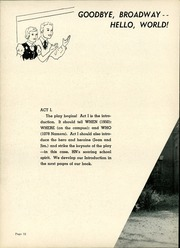 Page 16, 1950 Edition, Holy Name High School - Namer Yearbook (Cleveland, OH) online yearbook collection