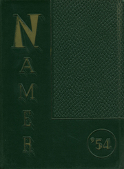 Page 1, 1954 Edition, Holy Name High School - Namer Yearbook (Cleveland, OH) online yearbook collection