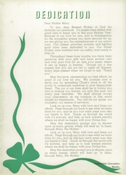 Page 8, 1954 Edition, Holy Name High School - Namer Yearbook (Cleveland, OH) online yearbook collection