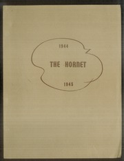 1945 Edition, Malvern High School - Hornet Yearbook (Malvern, OH)